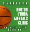 Bruton Fundamentals Clinic - Canberra July 15-16