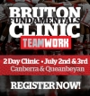 Bruton Fundamentals Clinic - Teamwork