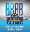 Ballina Breakers and Bruton Basketball Fundamentals Clinic - Sept 28-29
