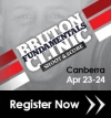 Fundamentals Scoring Clinic - Canberra - April 23-24