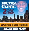 Cal Bruton Basketball 2 Day Clinic - Brisbane